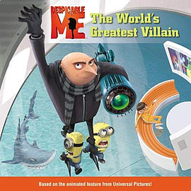 Despicable Me: The World's Greatest Villain (Paperback)Books