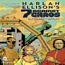 Harlan Ellison's 7 Against Chaos TP (Paperback)Books