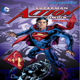 Superman Action Comics Volume 3: At The End of Days TP (The New 52) (Paperback)Books