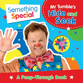 Something Special Mr Tumble's Hide and Seek: A Peep-Through Book (Hardcover)Books