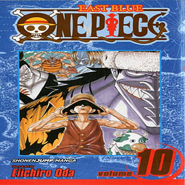 One Piece volume 10 (Paperback)Books
