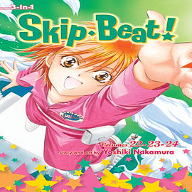 Skip Beat! 3-in-1 Edition 8 (Paperback)Books