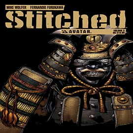 Stitched Volume 3 TP (Paperback)Books