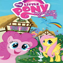 My Little Pony: Friendship is Magic Part 2 (Paperback)Books