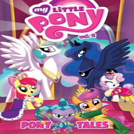 My Little Pony: Pony Tales Volume 2 (Paperback)Books