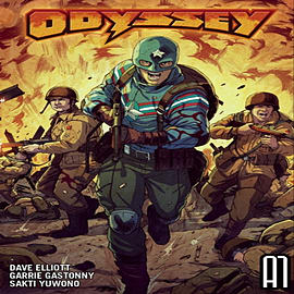 A1 Presents - Odyssey Vol. 1 (Hardcover)Books