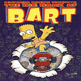 The Big Book of Bart (Simpsons) (Paperback)Books