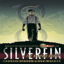 SilverFin: The Graphic Novel (Young Bond) (Paperback)Books