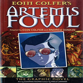 Artemis Fowl the Graphic Novel (Paperback)Books