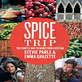 Spice Trip: The Simple Way to Make Food Exciting (Hardcover)Books
