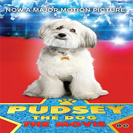 Pudsey the Dog: The Movie (Paperback)Books