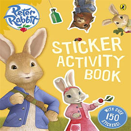 Peter Rabbit Animation: Sticker Activity Book (Paperback)Books