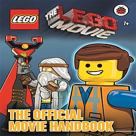 The LEGO Movie: The Official Movie Handbook (Paperback)Books