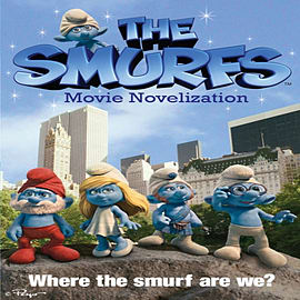 The Smurfs: Movie Novelization (Paperback)Books