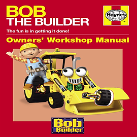 Bob the Builder Manual (Haynes Owners Workshop Manuals) (Hardcover)Books