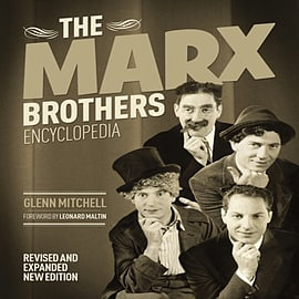 The Marx Brothers Encyclopedia (Paperback)Books