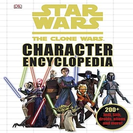 Star Wars the Clone Wars Character Encyclopedia (Hardcover)Books