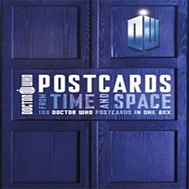 Doctor Who Postcards from Time and Space (Dr Who) (Cards)Books