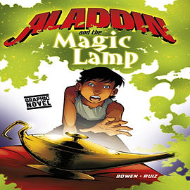 Aladdin and the Magic Lamp (Arabian Nights) (Paperback)Books