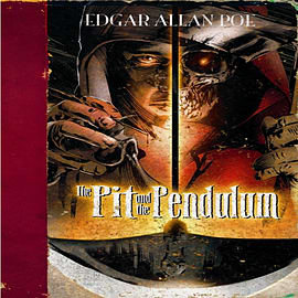 The Pit and the Pendulum (Edgar Allan Poe Graphic Novels) (Paperback)Books