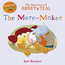 The Adventures of Abney & Teal: The More-Maker (The Adventures of Abney and Teal) (Paperback)Books