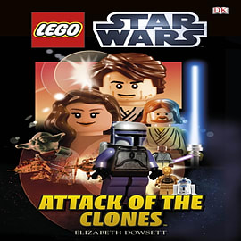 LEGO: Star Wars Attack of the Clones (Dk Readers Level 2) (Hardcover)Books