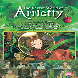Arrietty - Film Comic 1 (Arrietty Film Comics) (Paperback)Books