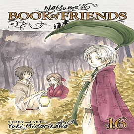 Natsume's Book of Friends 16 (Paperback)Books
