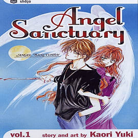 Angel Sanctuary: v. 1 (Angel Sanctuary) (Paperback)Books