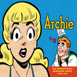 Archie: The Complete Daily Newspaper Comics (1960-1963) (Hardcover)Books