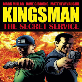 The Secret Service - Kingsman (Hardcover)Books