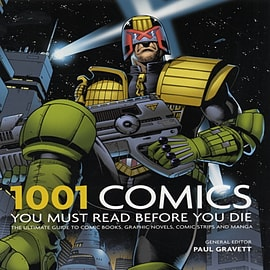 1001: Comics You Must Read Before You Die (Paperback)Books