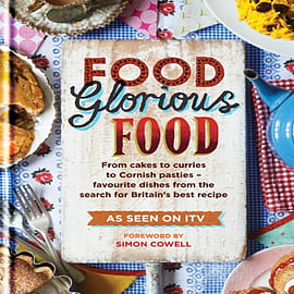 Food Glorious Food: From Cakes to Curries to Cornish Pasties - Favourite Dishes from the Search forBooks