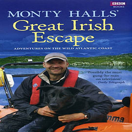 Monty Halls' Great Irish Escape: Adventures on the Wild Atlantic Coast (Paperback)Books