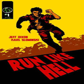 Run Like Hell OGN (Paperback)Books