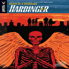 Harbinger Volume 5: Death of a Renegade TP (Paperback)Books