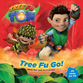 Tree Fu Tom: Tree Fu Go! (Paperback)Books
