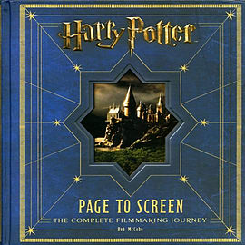 Harry Potter: Page to Screen (Hardcover)Books