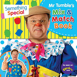 Mr Tumble's Mix and Match (Something Special) (Board book)Books
