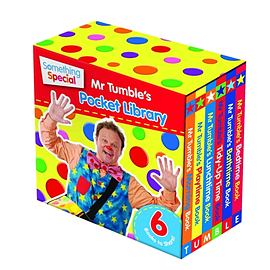 Something Special Mr Tumble's Pocket Library (Board book)Books