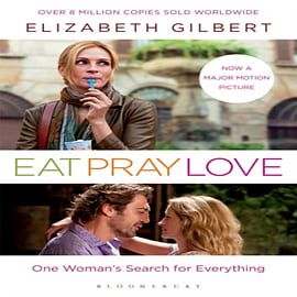Eat, Pray, Love (Paperback)Books