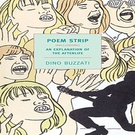 Poem Strip: Including An Explanation of the Afterlife (New York Review Books Classics) (Paperback)Books