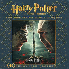 Harry Potter Poster Collection: The Definitive Movie Posters (Paperback)Books