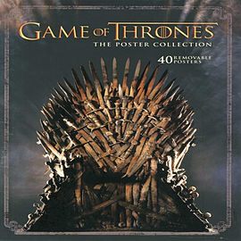 Game of Thrones Poster Collection (Paperback)Books