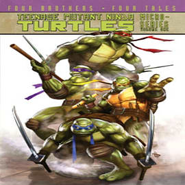 Teenage Mutant Ninja Turtles: Micro-Series Volume 1 (Paperback)Books