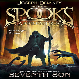The Spook's Apprentice: Book 1 (The Wardstone Chronicles) (Paperback)Books