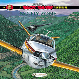 Buck Danny Vol. 4 : No Fly Zone (Paperback)Books