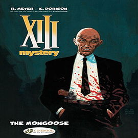 XIII Mystery Vol. 1 : The Mongoose (Paperback)Books