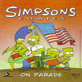 The Simpsons Comics on Parade (Paperback)Books