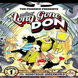 Long Gone Don: Book 1 (The Phoenix Presents) (Paperback)Books